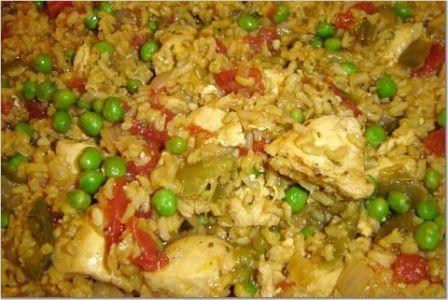 con pollo arroz con pollo arroz con pollo arroz con pollo lightened up ...
